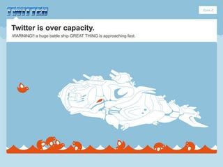 Illustration for article titled Darius' Twitter Fail Whale Is A Great Thing