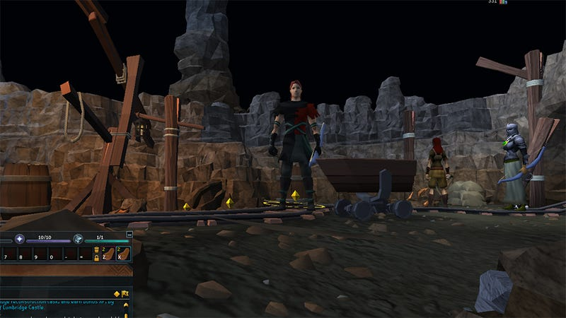 Illustration for article titled Oh Look, They Got Runescape 3 Working Again