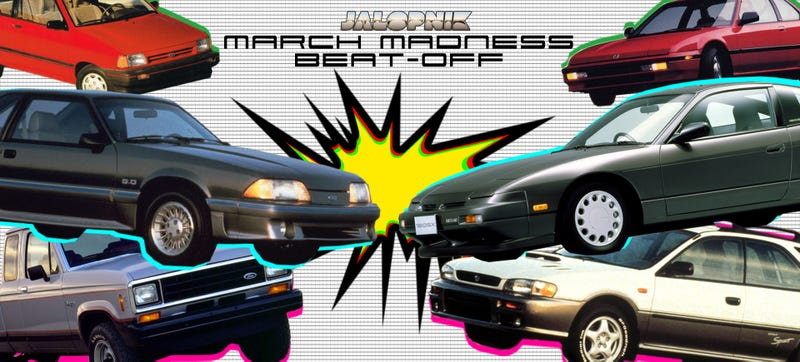 Illustration for article titled Rise Of The Machines: The Jalopnik March Madness Beat-Off: Round 3