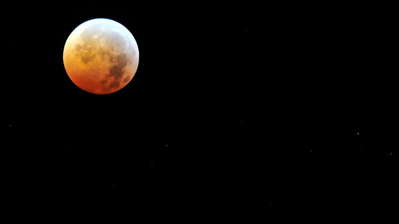 A 2010 lunar eclipse