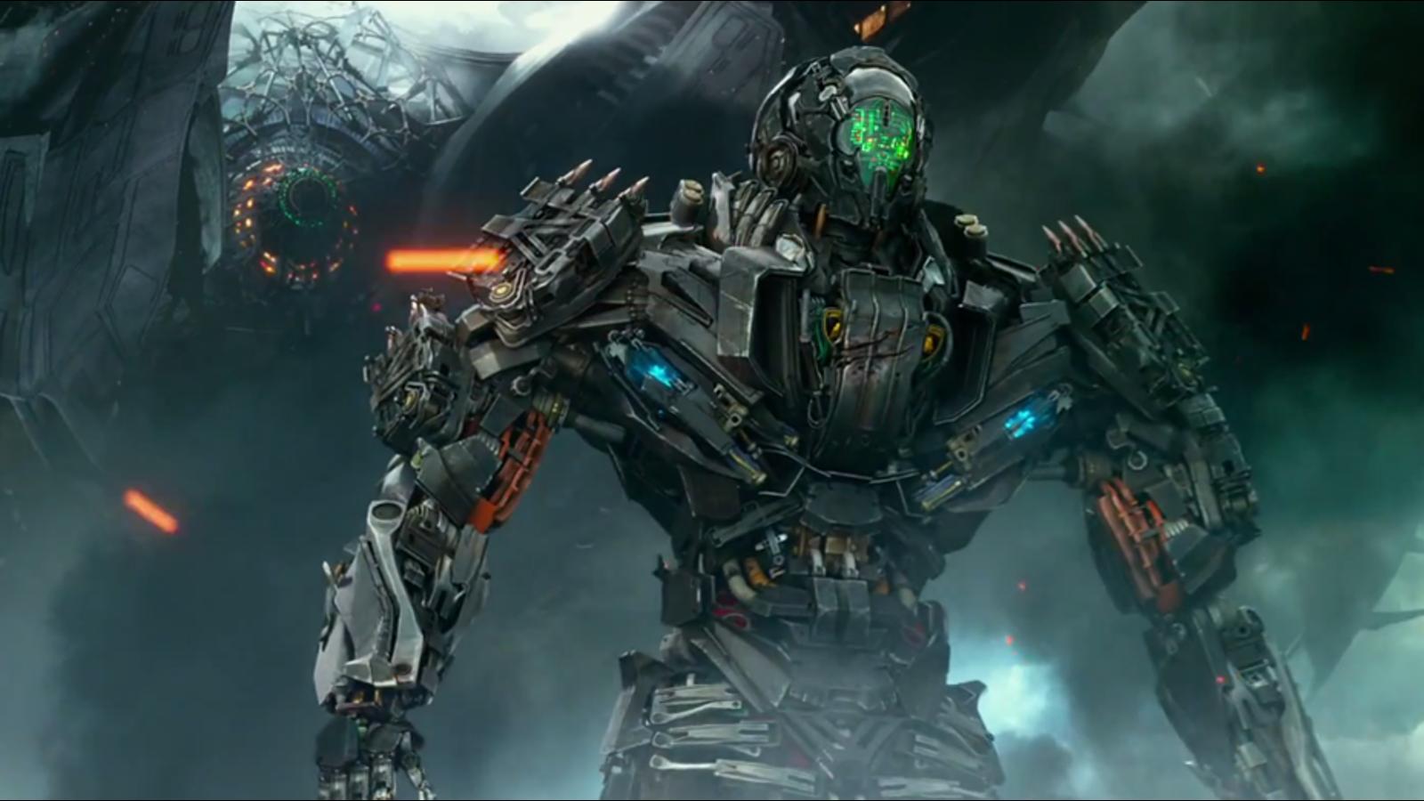 Extinción de los humanos y dinobots, el nuevo tráiler de Transformers