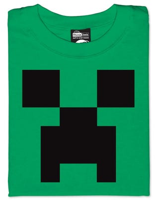 Illustration for article titled Indie Mega Hit Minecraft Gets Inevitable Merchandise
