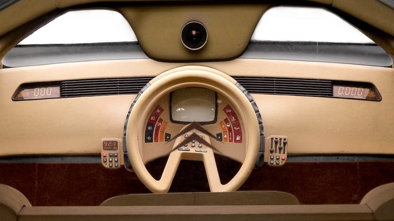 Utterly Bitchen Car Dashboards Inspired By Spaceships