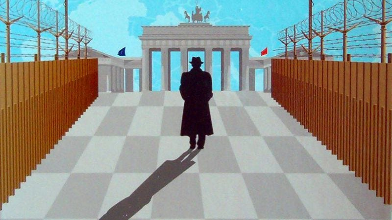 Illustration for article titled Cold War board games explore the conflict's history, spycraft, and humor