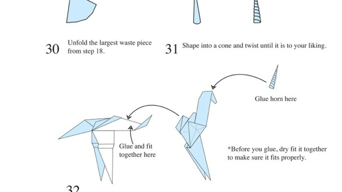 Heres How To Make The Origami Figures From Blade Runner