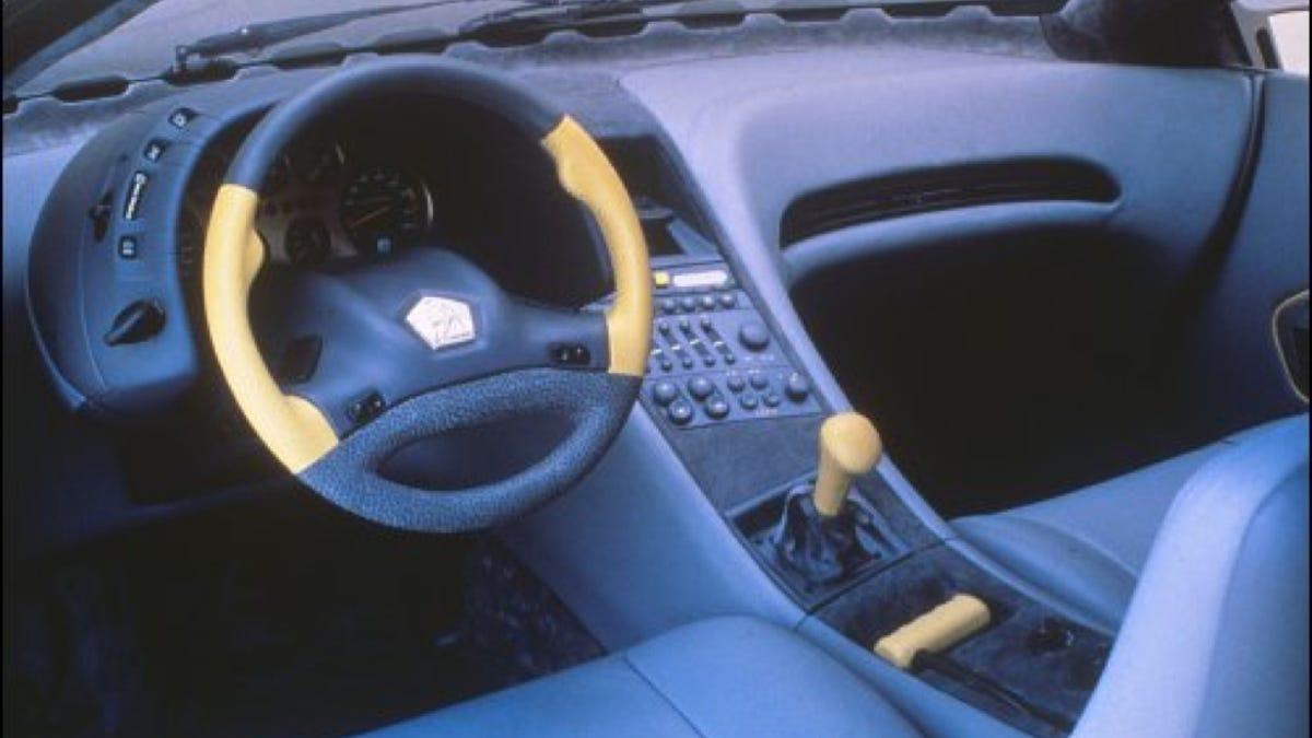 Chrysler lamborghini portofino