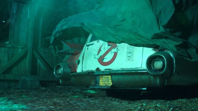 The New Ghostbusters Movie Already Has a Teaser, but Don t Expect Much