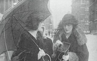 Illustration for article titled First Phone Was Used By Women Way Back in 1922