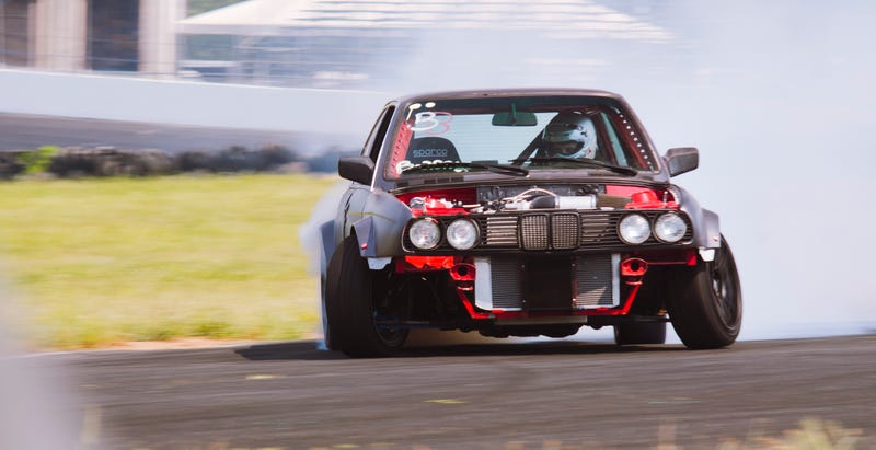An E30 drift car at Club Loose's Freedom Moves at Englishtown, NJ the other weekend. Photo Credit: Raphael Orlove