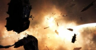 Illustration for article titled EVE Online's Latest Expansion Features...Space Combat