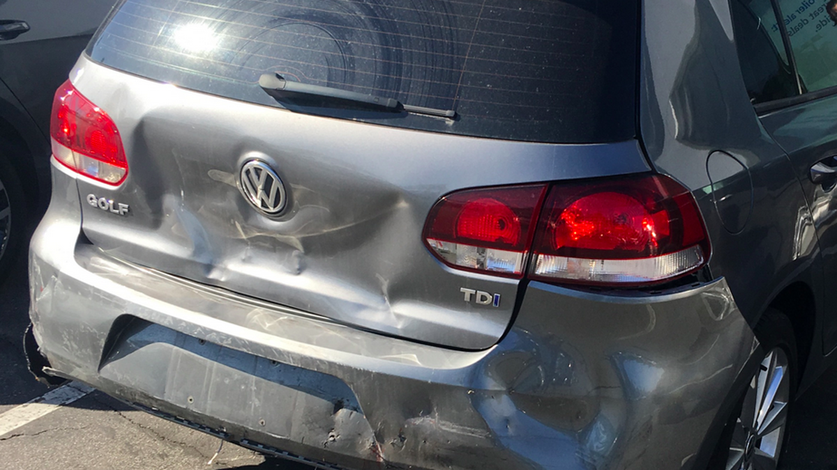 Disgruntled Diesel VW Owners Are Stripping Their Cars Before Turning