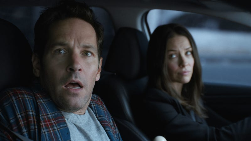 Tag yourself after you saw the end of Ant-Man and the Wasp: I'm Scott Lang.  Photo: Disney