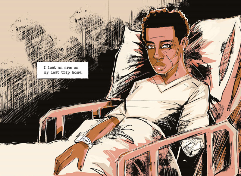 Illustration for article titled The Kindred Graphic Novel Should Be Everyone's Introduction to Octavia Butler