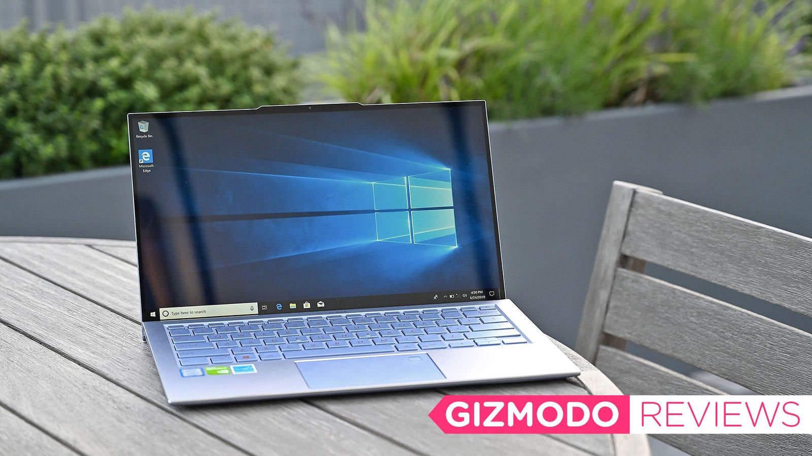Asus Zenbook S13 Review: A Notch, a Bump, a Clever Little Laptop
