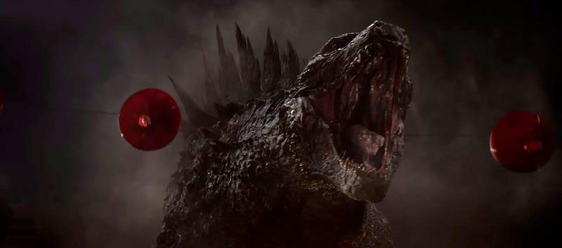 Illustration for article titled Un  biólogo marino explica por qué Godzilla crece tan rápido