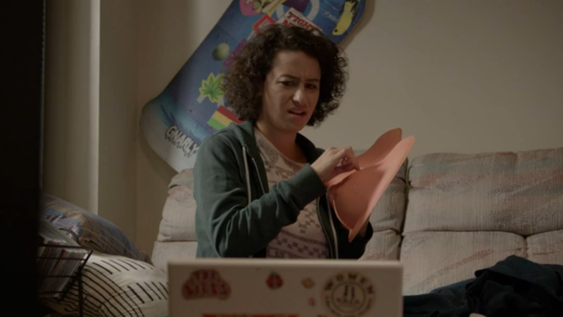 Illustration for article titled Abbi Achieves Masterful Feat of Grossing Out Ilana in Broad City Short