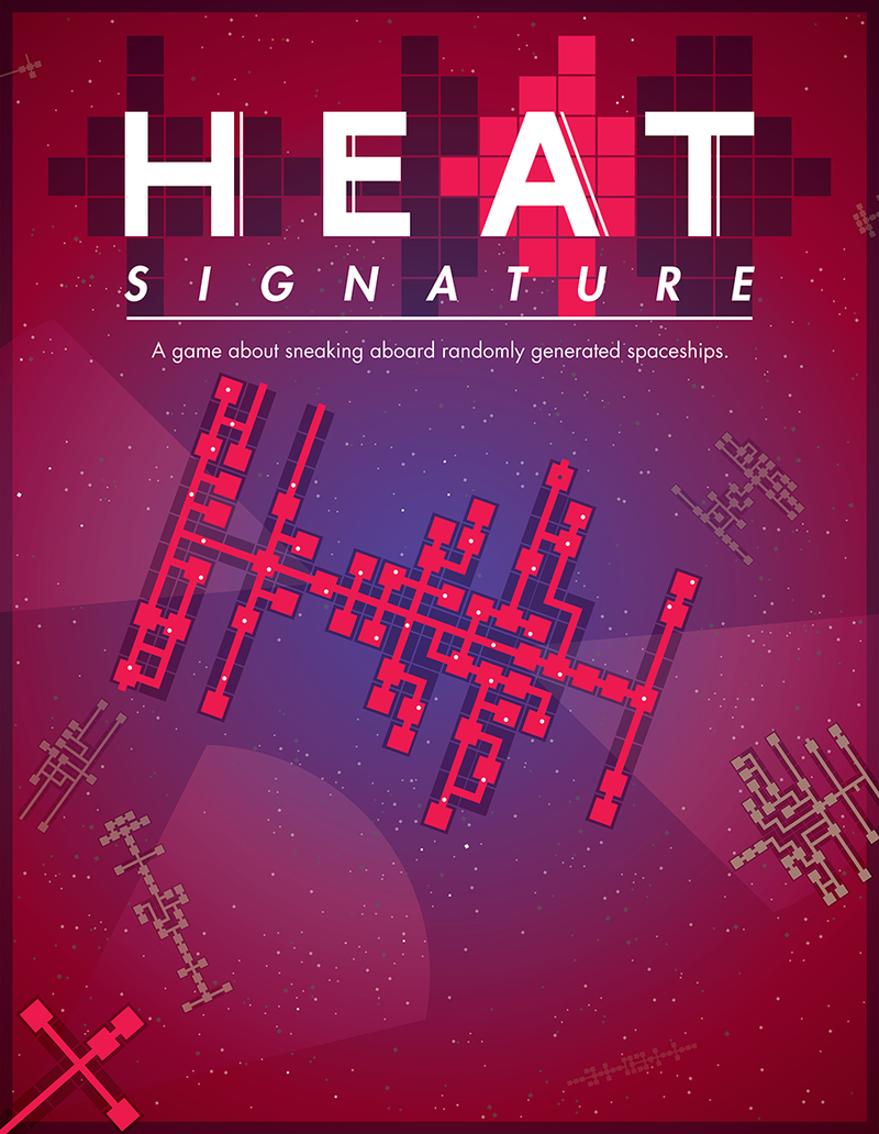 Illustration for article titled Poster For Heat Signature