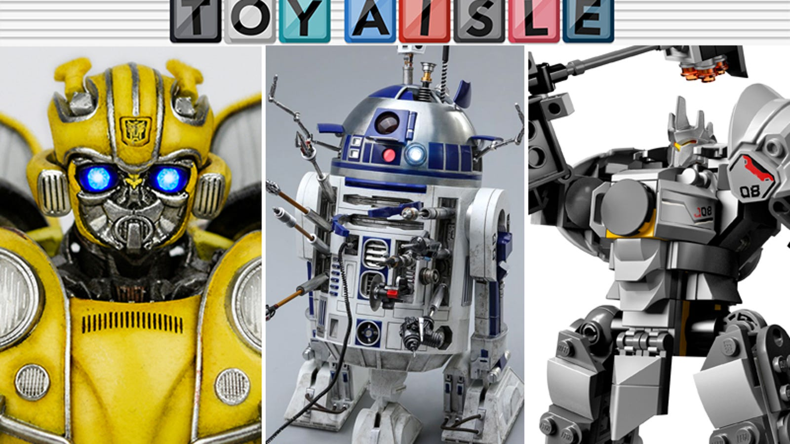 0f627b3e15 Lego Overwatch and a Souped-Up R2-D2 Are the Mightiest Toys of the Week