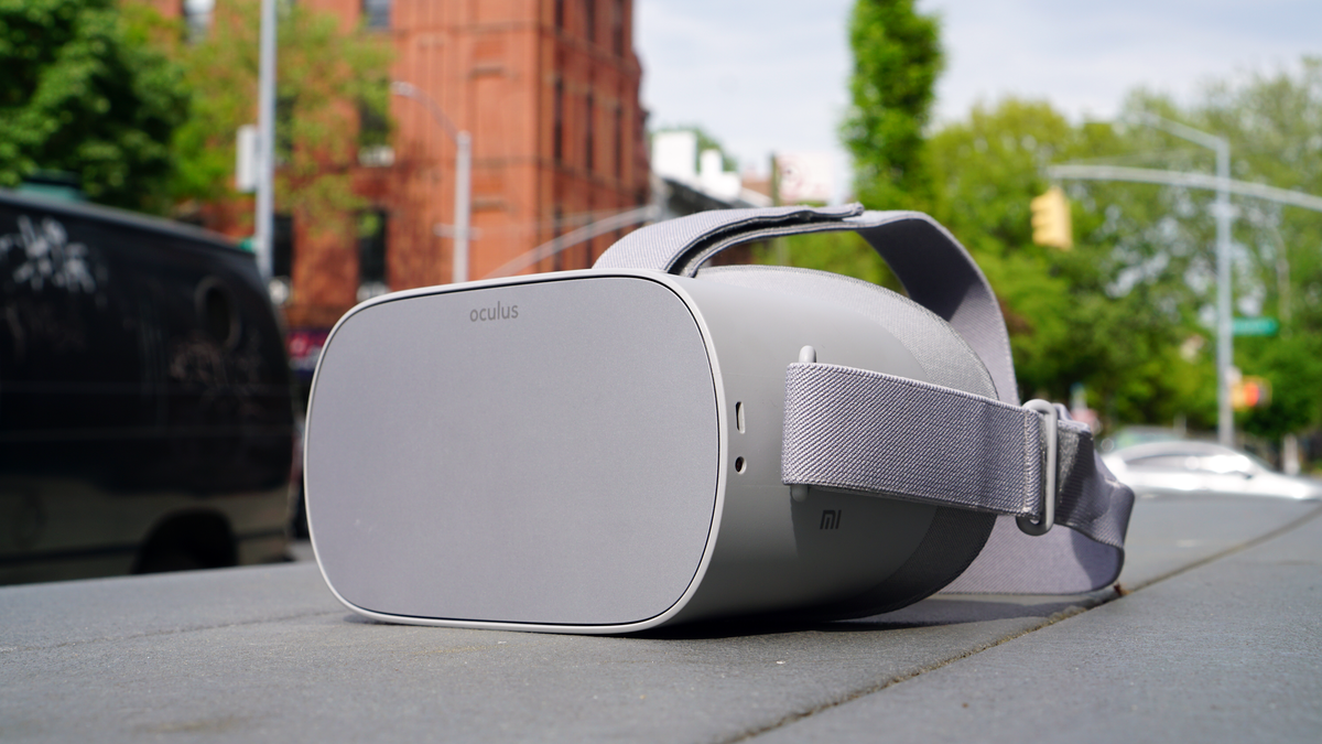 Oculus Go's VR Is Good and Cheap, So Why Am I Still