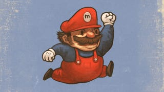 Illustration for article titled A Chubby Mario Of More Accurate 8-Bit Proportions