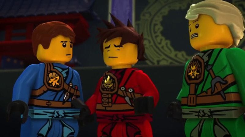 Lego Ninjago Movie cast includes Fred Armisen, Jackie Chan, and Dave ...