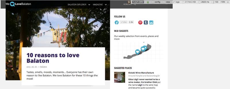 Illustration for article titled Feltehetőleg véletlenül elindult a We Love Balaton