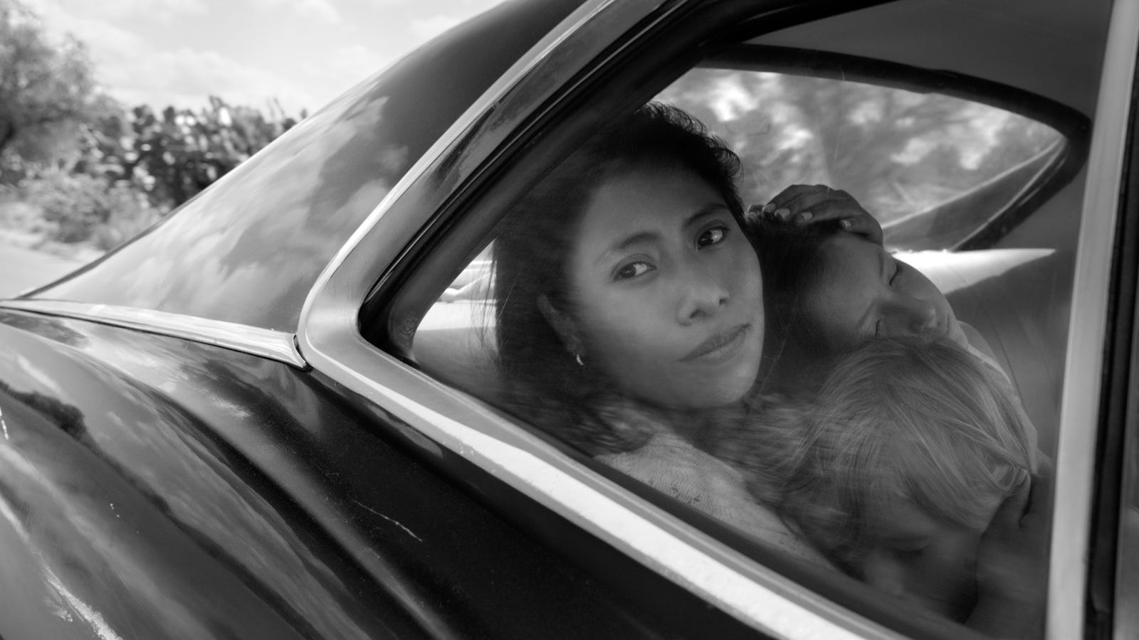 Alfonso Cuarón's Roma is a beautiful if incomplete tribute