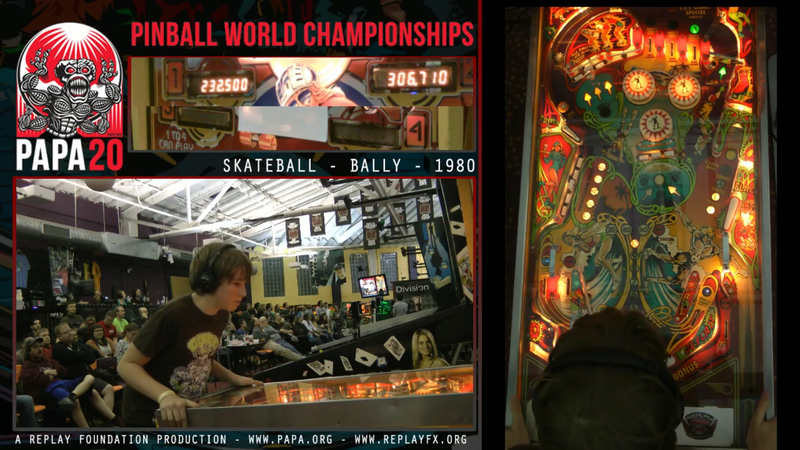 Illustration for article titled 13-Year-Old Prodigy Wins Pinball World Championships