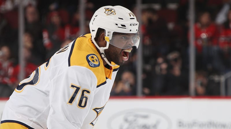 Illustration for article titled P.K. Subban Traded To The Devils