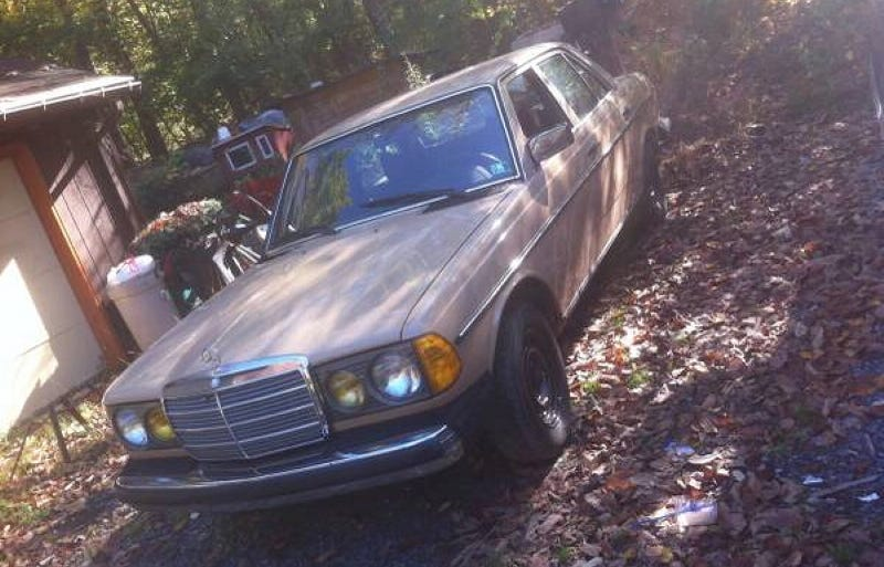 For 950 This 1978 Mercedes Benz 240d Will Give You The D