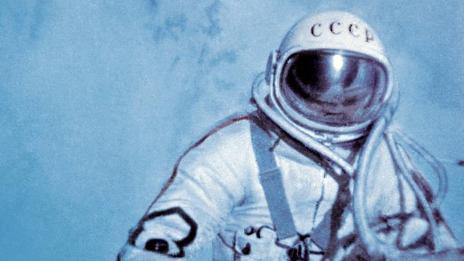 50 Years Ago, The First Spacewalk Nearly Ended In Tragedy