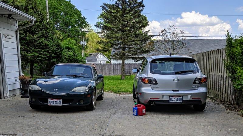 Illustration for article titled #Mazda