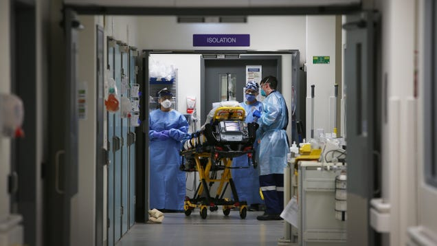 Hackers Breach San Diego Hospital, Gaining Access to Patients ... Well, Uh, Everything
