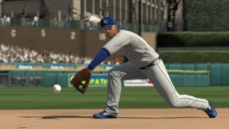 Illustration for article titled A Comeback Player Takes To The Field In MLB 2K11