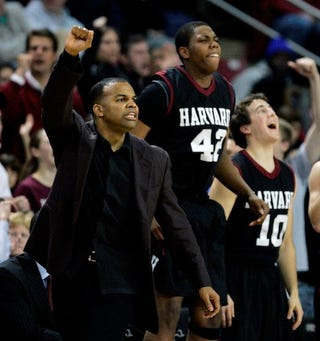 Illustration for article titled Raise Your Teacups And Your Pinkies: Harvard Basketball Has Entered The AP Top 25