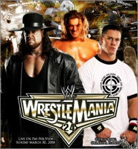 Illustration for article titled WWE Legends Of WrestleMania Enters The Ring