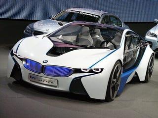 Illustration for article titled BMW Greenlights Vision EfficientDynamics Concept