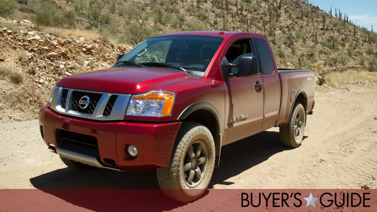 Nissan Titan: Jalopnik Buyer\'s Guide