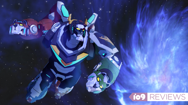 Voltron's new season is one of its best in a while.