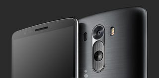 Illustration for article titled Primeras imágenes oficiales del nuevo smartphone LG G3