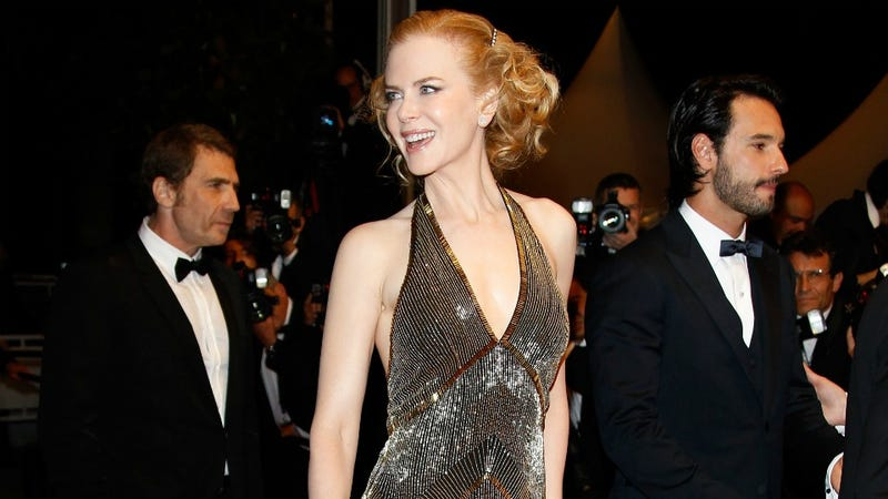 Illustration for article titled Nicole Kidman Is A Postmodern Ziegfeld Girl