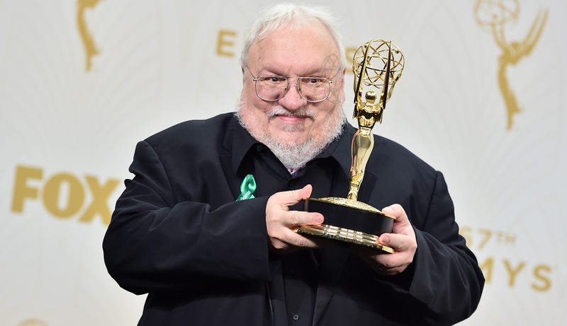 George RR Martin May Release Two Books This Year
