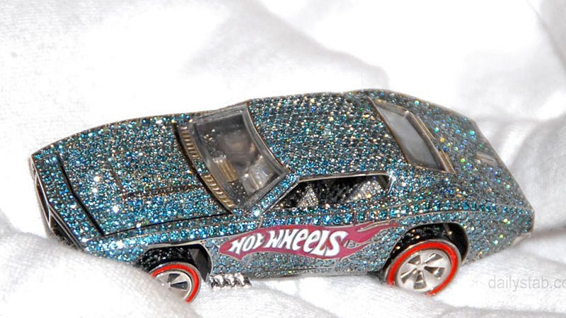 140 000 hot wheels is most expensive tiny toy car ever. Black Bedroom Furniture Sets. Home Design Ideas