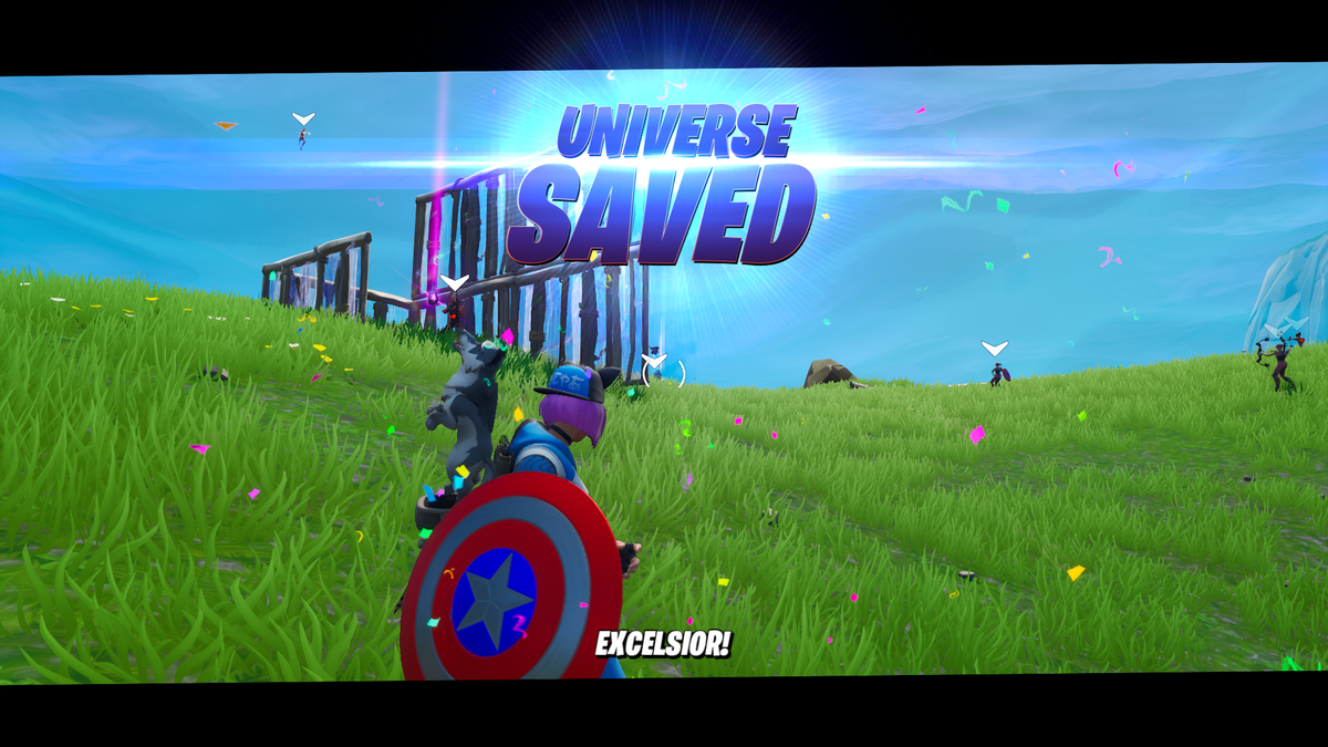 fortnite s endgame mode is fun whether you re wielding avengers weapons or being thanos - collect infinity stones fortnite map
