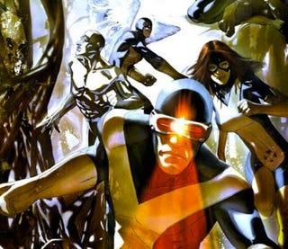 Illustration for article titled Total Mutant Catastrophe: The Latest X-Men Set Pics