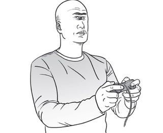 Illustration for article titled You Play Video Games Like A Cyclops