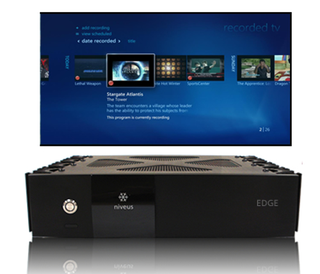 Illustration for article titled Niveus EDGE Media Center Extender Does 1080p, is Whisper Quiet, But No Wireless N