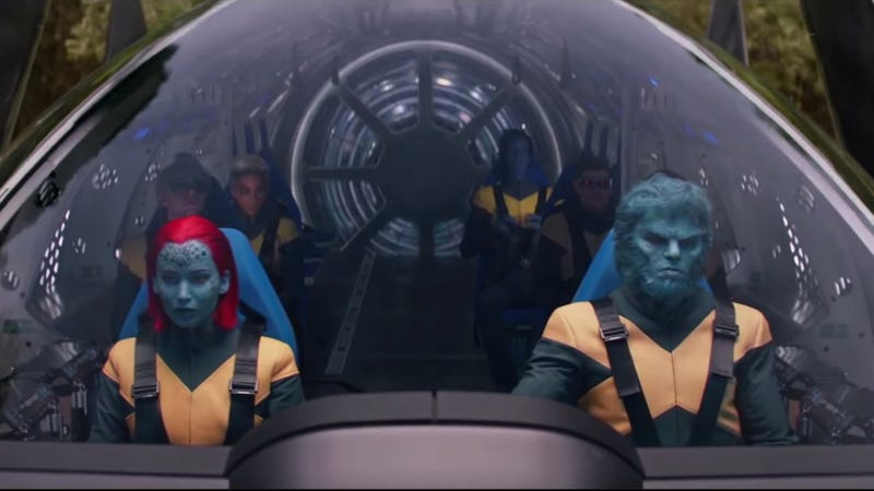 The X-Men head into space in the new trailer for Dark Phoenix.