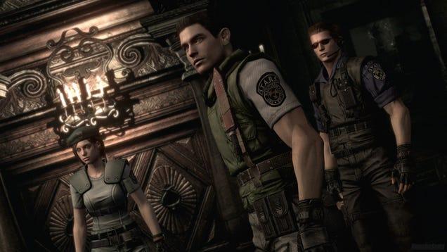 Illustration for article titled Resident Evil, TransformersHeadline Playstation Plus Lineup For October