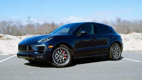 This High Flying Porsche Macan Race Truck Exists And Now All Is